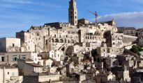 The City of Matera